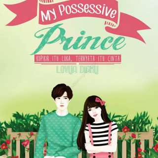 Ebook : My Possessive Prince by Lovya Diany