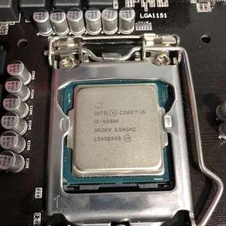 i5 6600k & Gigabyte Z170-D3H