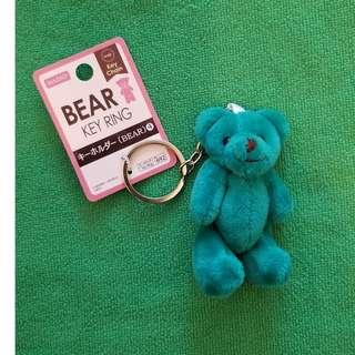 熊仔匙扣- 日本直送