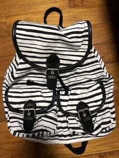 H&M drawstring bagpack