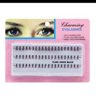 14mm individual fake eyelash extension