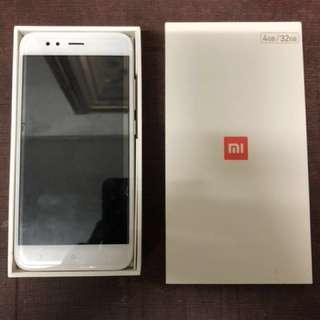Xiaomi Mi5X (Used 1 Month)