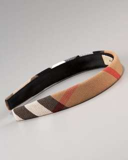 New authentic Burberry headband