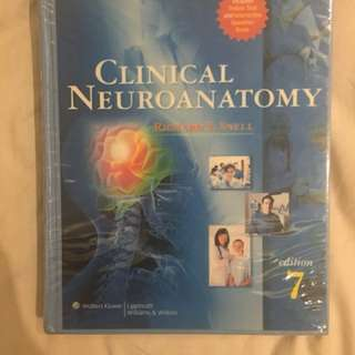 Clinical Neuroanatomy Richard S. Snell 7th Edition