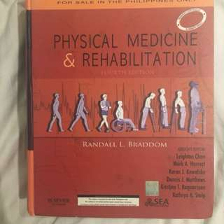 Physical Medicine and Rehabilitation Fourth Edition Randall L. Braddom
