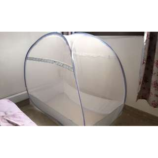 Almost New Baby Cot Mosquito Net