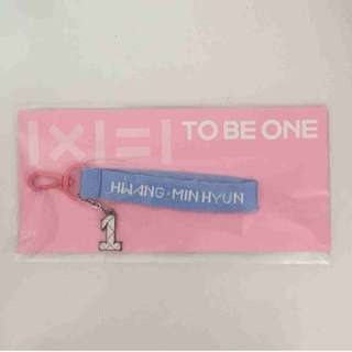 絕版Wanna One Minhyun Strap
