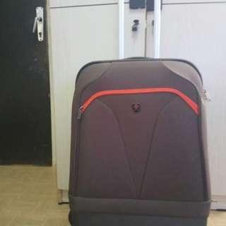 Travel bag trolly