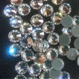 (144pcs) Hotfix Rhinestones Crystal SS12 (3.20mm) Iron on (OEM  Grade AAAAA