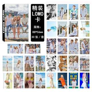 KARD LOMO CARDS 30 pcs