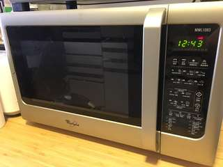 Whirlpool MWL-1093 Microwave / Convection Oven