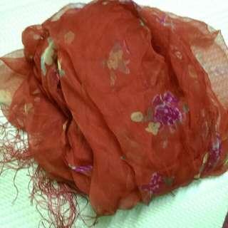 🚚 絲巾民族風