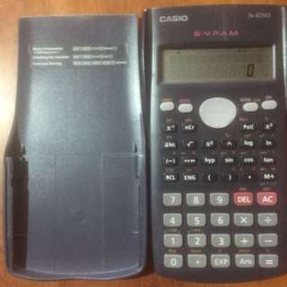 Authentic Casio Scientific Calculator fx-82ms