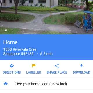 Room rental (Rivervale/Sengkang)