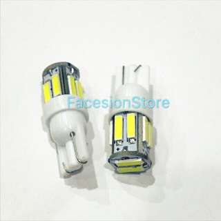 LED T10 Bulb (White) 1pair