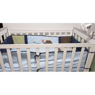 Sussex Universal Cot Bed