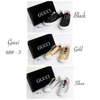 Sepatu Gucci 688-3