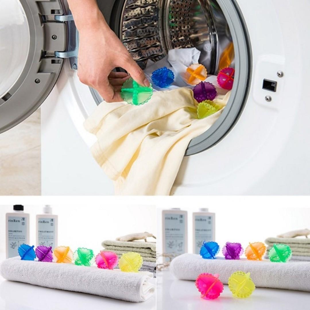 Eco Laundry Ball Clean Wash Bola Cuci Pengering Baju Daftar Harga Hpr009 Karet Pencuci Cloth Washing Pengganti Detergen Pakaian Source Photo