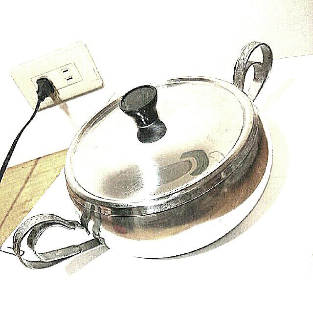 阿拉丁神燈雙耳廣口鍋