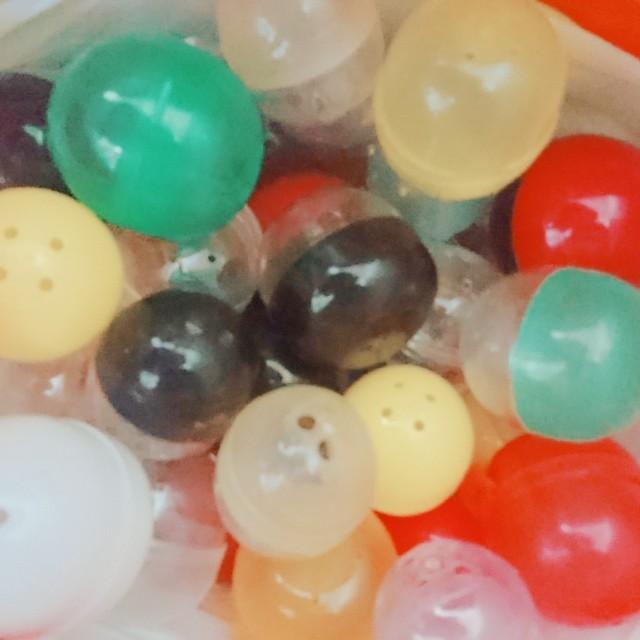 蛋殼扭蛋殼(空殼)
