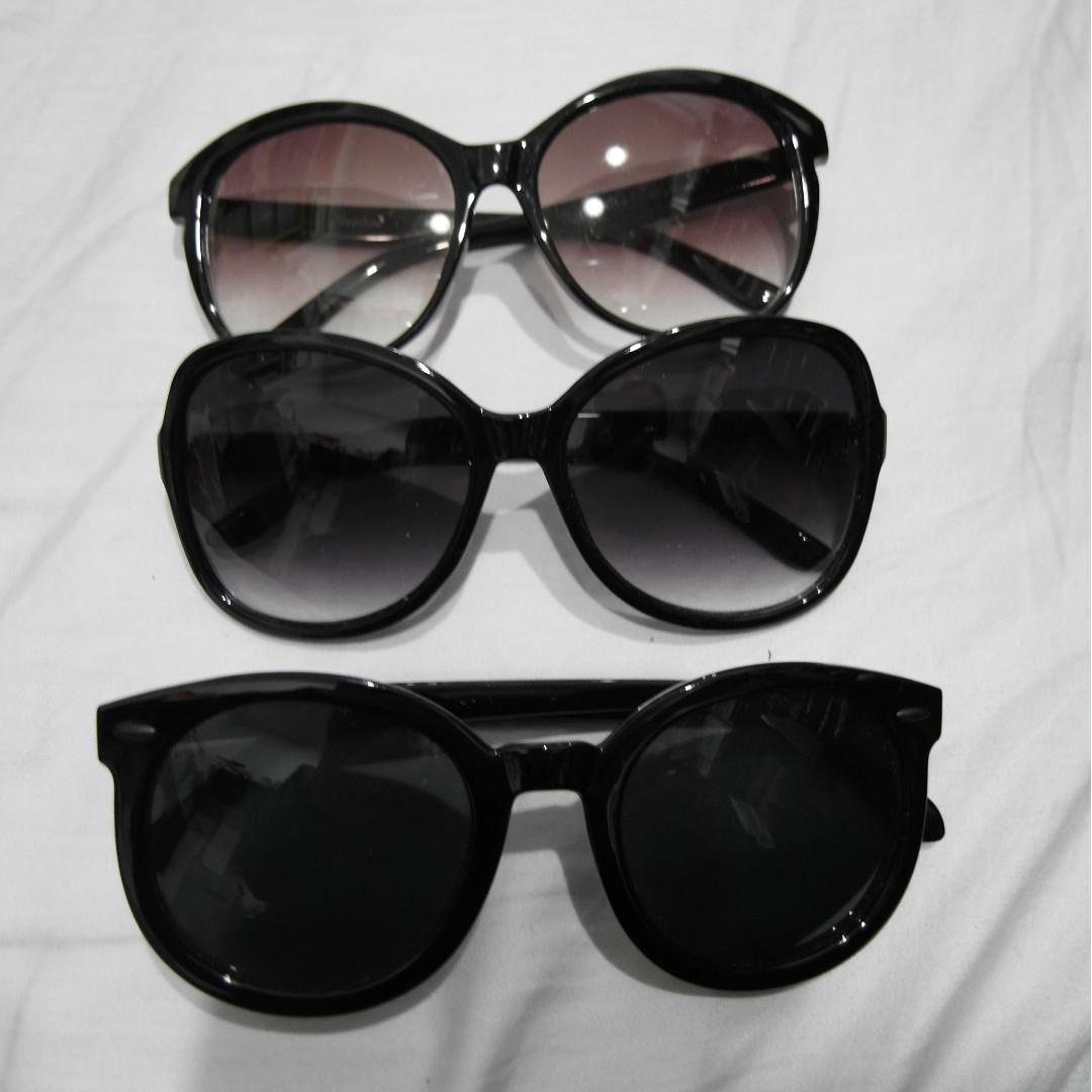 三副造型 太陽眼鏡 便宜出清 好搭有型