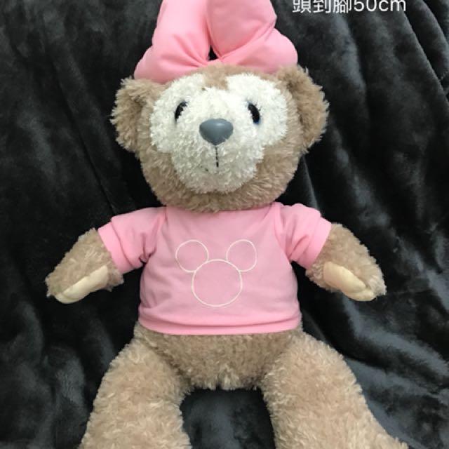 雪莉玫 達菲 大型 玩偶 娃娃