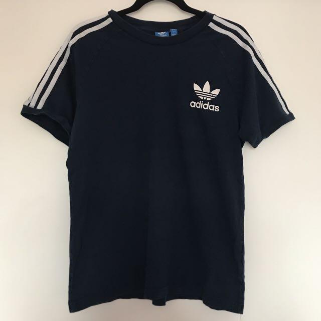 Adidas Three-stripe Tee