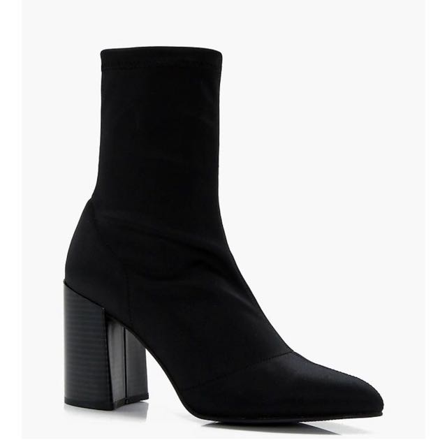 ankle sock boots
