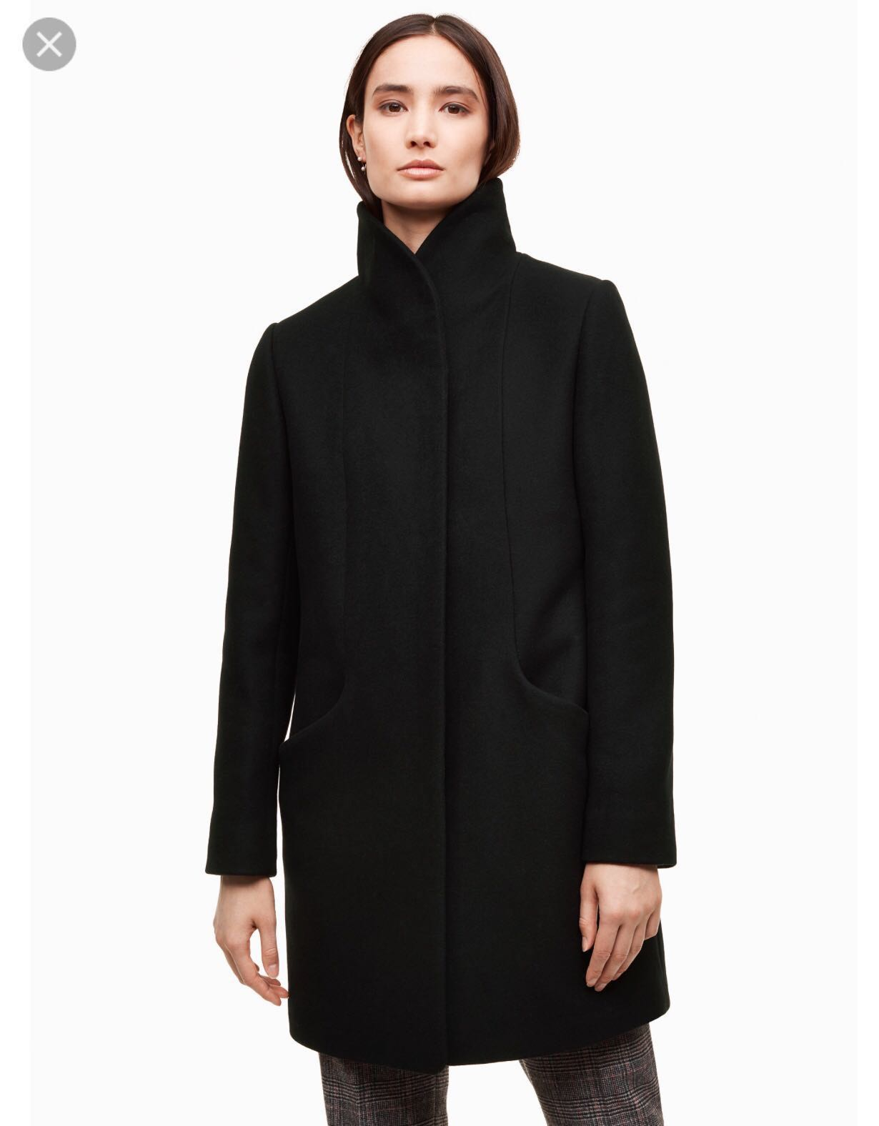 ARITZIA COCOON COAT BY WILFRED