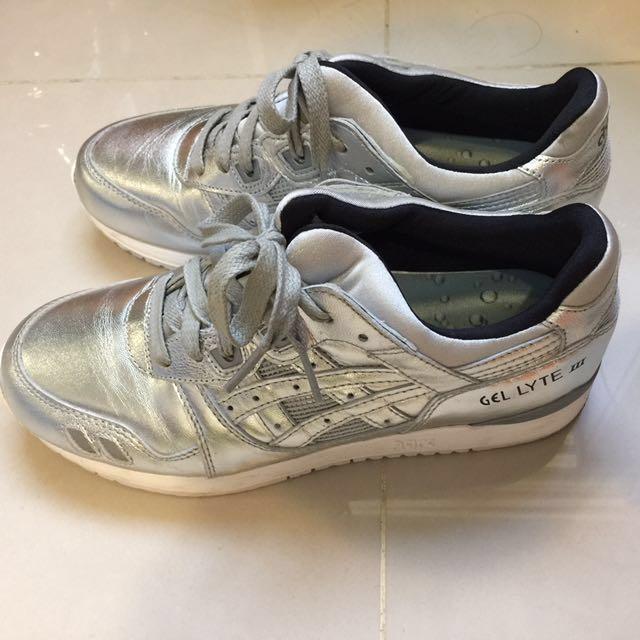 Asics 亞瑟士絕版運動休閒鞋 25.5cm