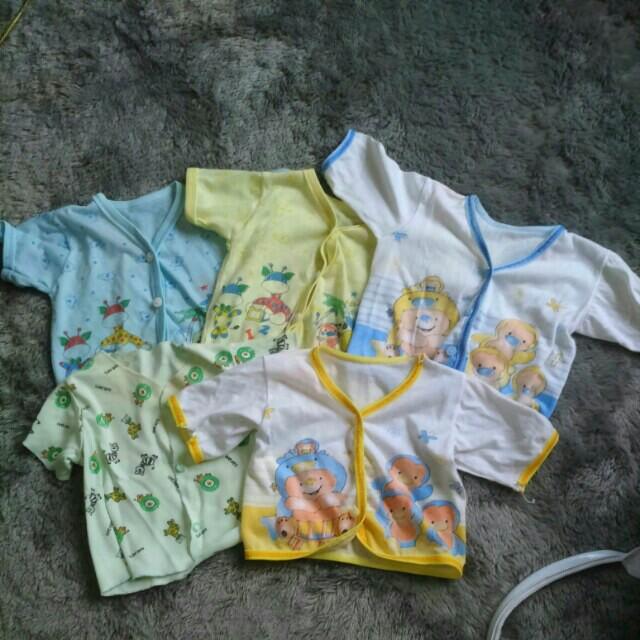 Baju Bayi 5 Pcs