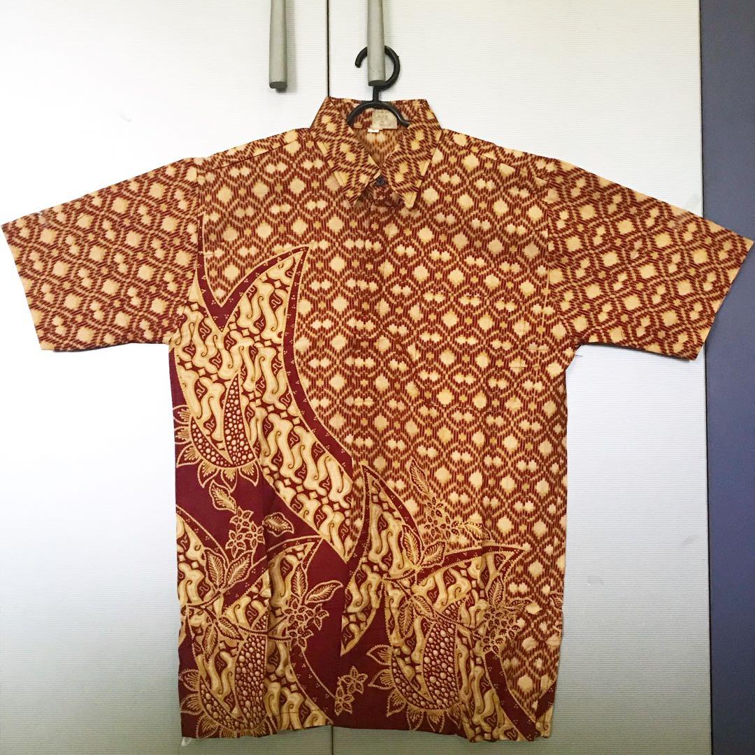 Batik 24538 coklat