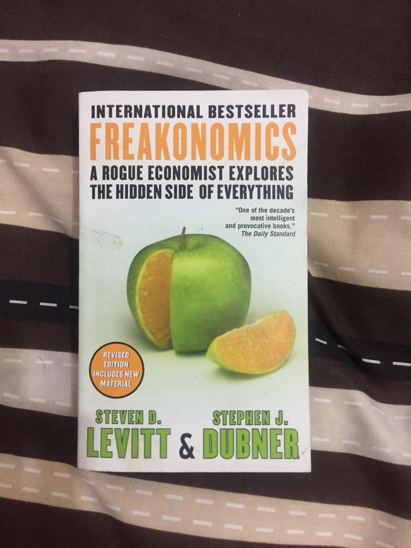 Book: Freakonomics