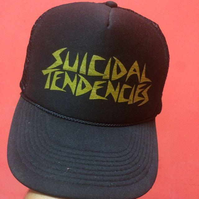 95fdc8a49fe Cap Suicidal Tendercies band Merch