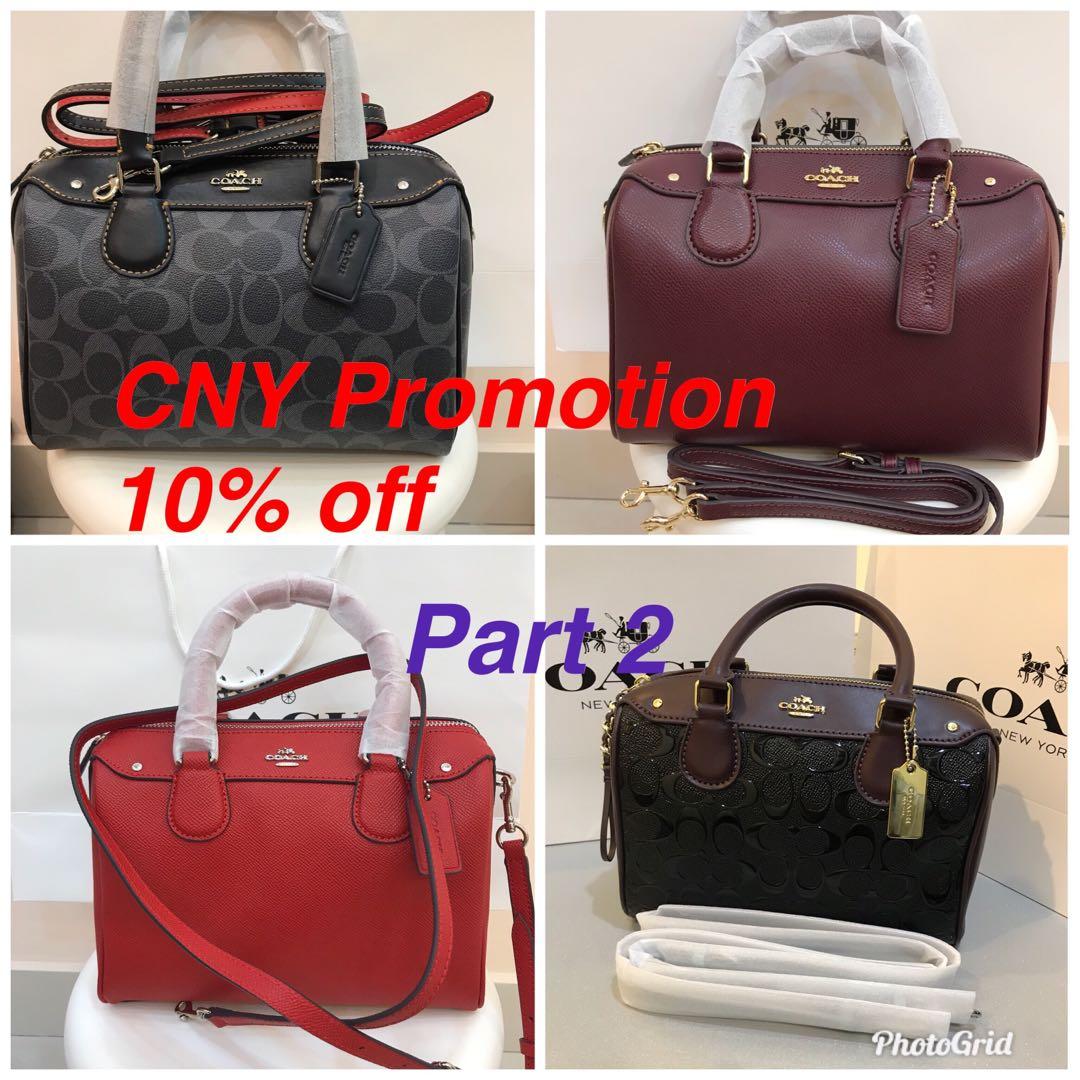0306c47347321 Coach Mini Bennet original coach women Handbag sling bag crossbody ...