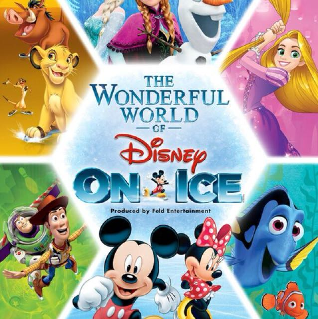 Disney on ice vip tickets entertainment events concerts on photo photo photo m4hsunfo