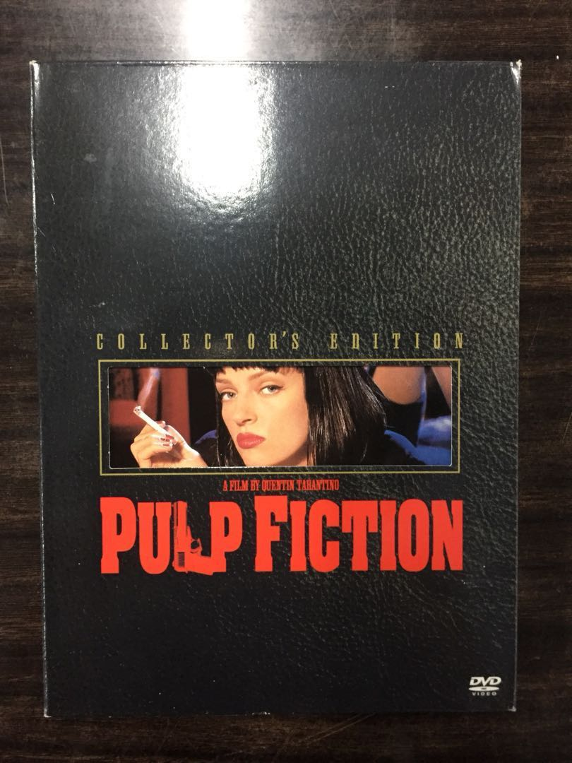 DVD: Pulp Fiction DVD Collector's Edition