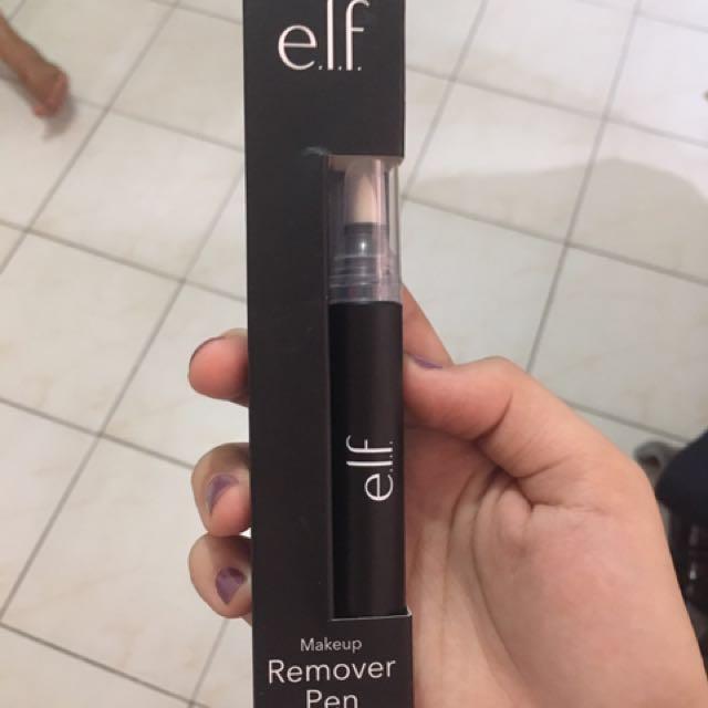 Elf make up remover