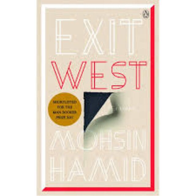 Exit West by Moshin Hamid
