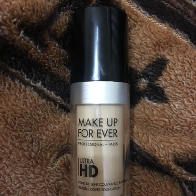 Fondation makeup for ever (mufe) ultra HD like new baru dipakai 1 kali