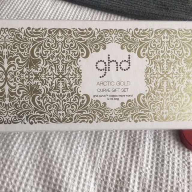 GHD Curve Curling Wand