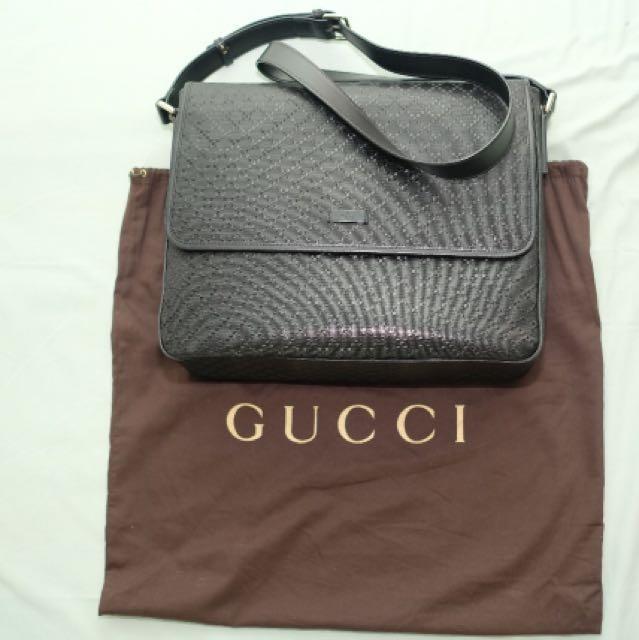 Gucci Messenger Bag Man