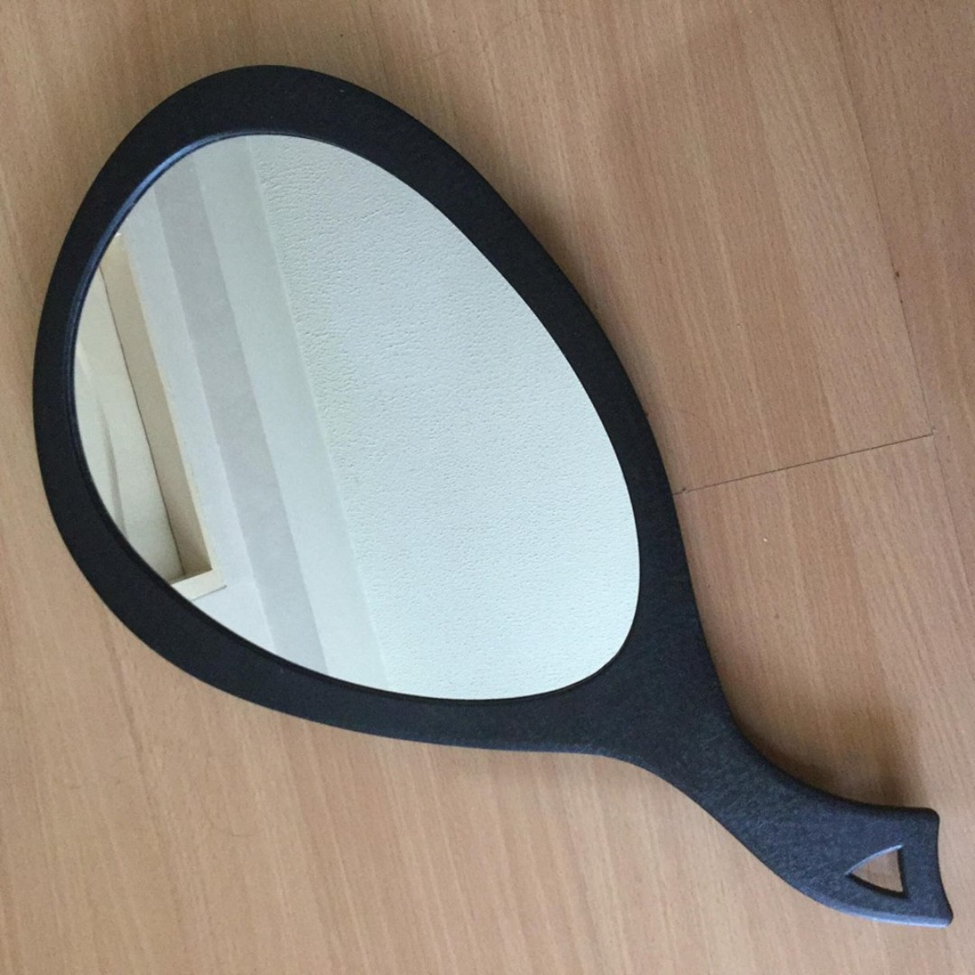 Hand Held / Wall Mirror