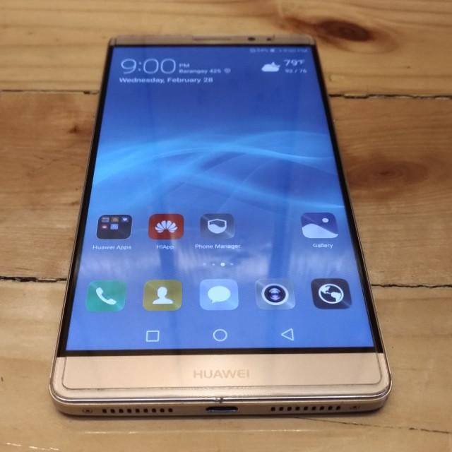Huawei Mate 8 128GB 4GB ram Prestige Gold 4G LTE