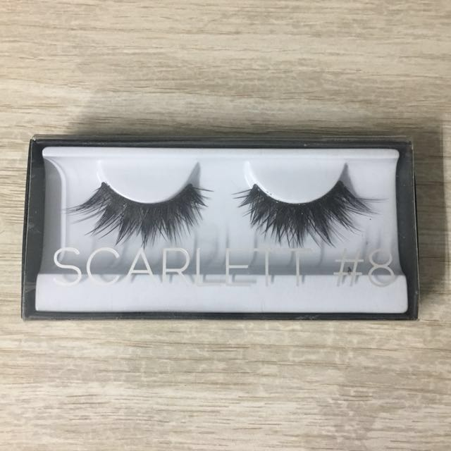 Huda Beauty 'Scarlett' Lashes #FEB50