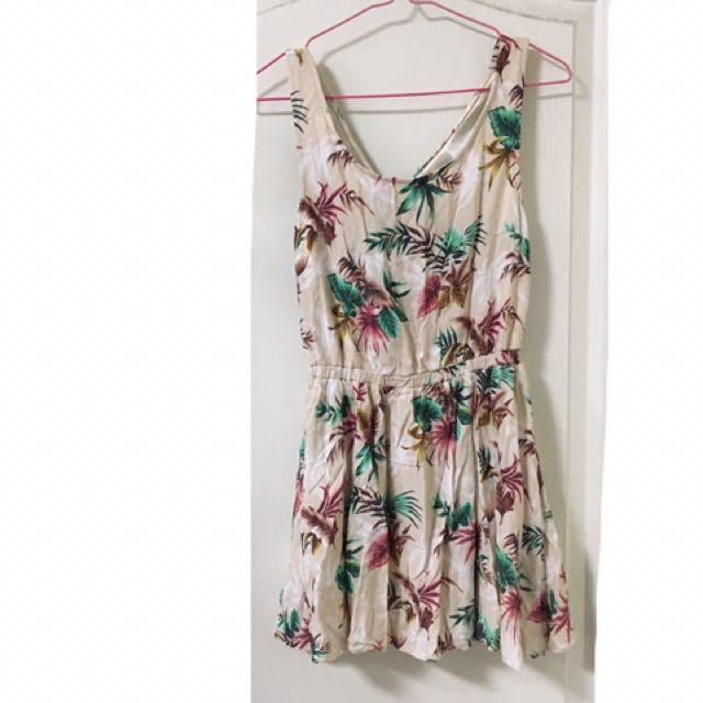 INGNI 南洋風洋裝