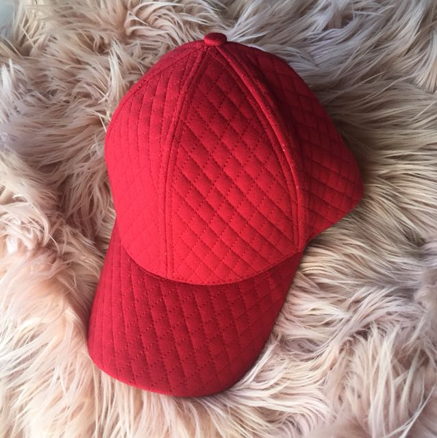 Just Jeans Quilted Cap
