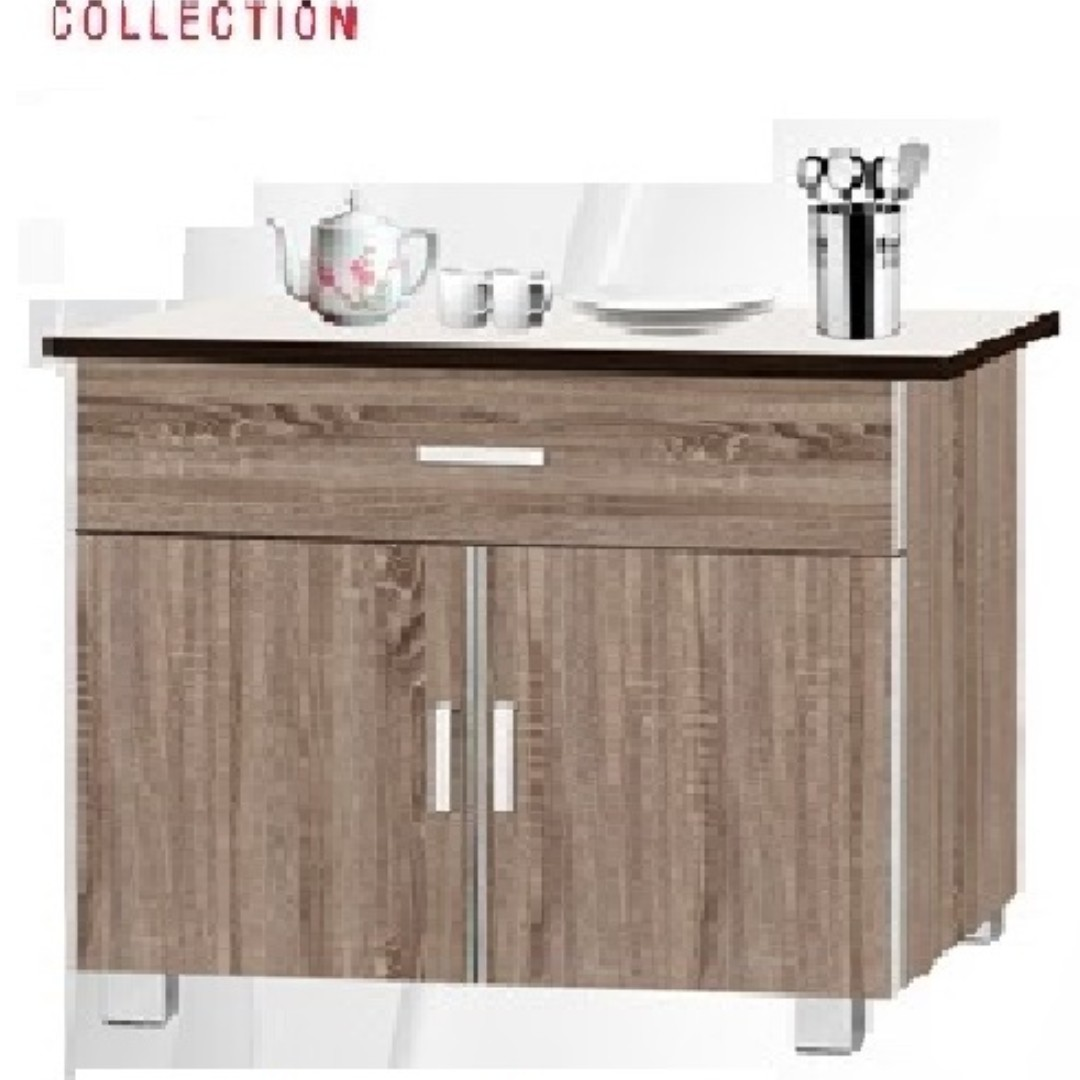 Kitchen Cabinet Gas Cabinet Shelf Cupboard Kitchen Counter