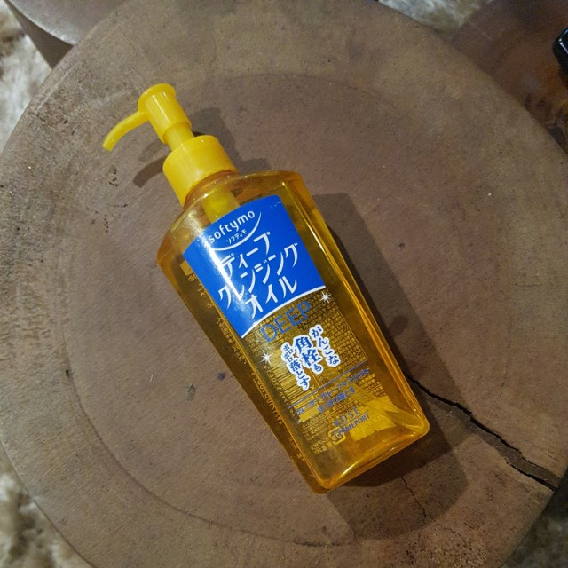 Kose REPRICED softymo deep oil cleanser