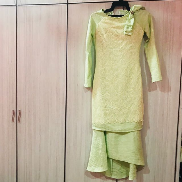 Kree Lace Baju Kurung Moden